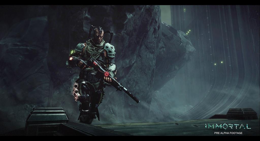 Анонсирован Immortal: Unchained – новый шутер в духе Dark Souls