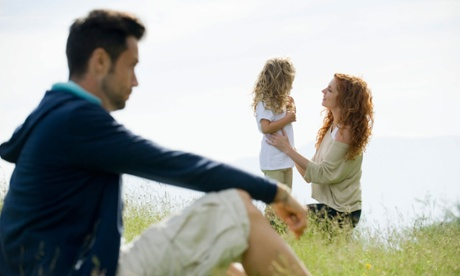 What can happen if you leave your husband and take your child with you?