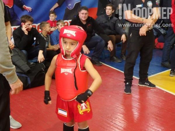 Тайский бокс в Севастополе: …