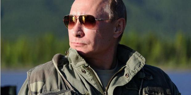"""""""Liberation»: Путин невыносим — мужественен, силён, уверен в себе…)"""