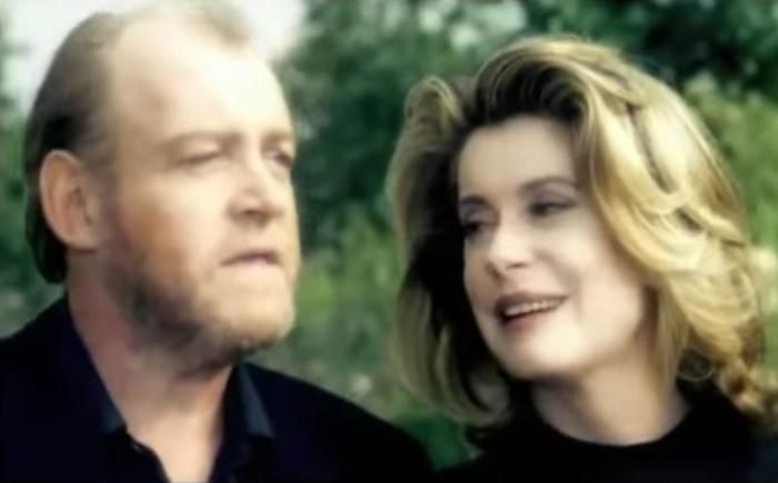 «Никогда не забывай!»: Джо Кокер и Катрин Денев в романтическом видеоклипе