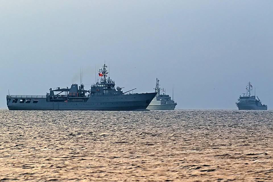 Как у себя дома: Очередной отряд кораблей НАТО зашел в Одессу