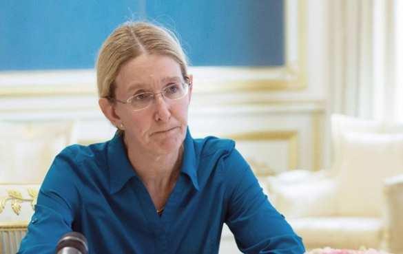 Глава Минздрава Украины Супрун утверждает, что имеет диплом. Нопоказывать его нельзя