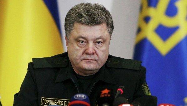 Порошенко решил подать наРоссию иск вМеждународный суд ООН