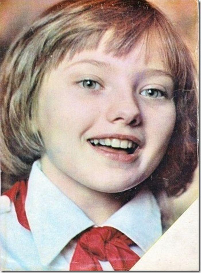 Наиболее известные девочки в истории России СССР, девочки, знаменитости, интересное, история