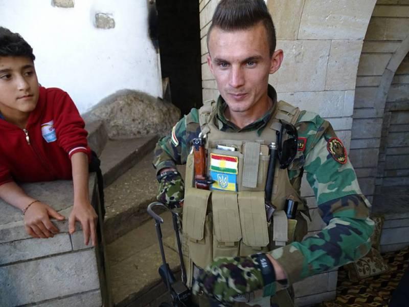 Российские военные сразятся с бандеровцами в Сирии