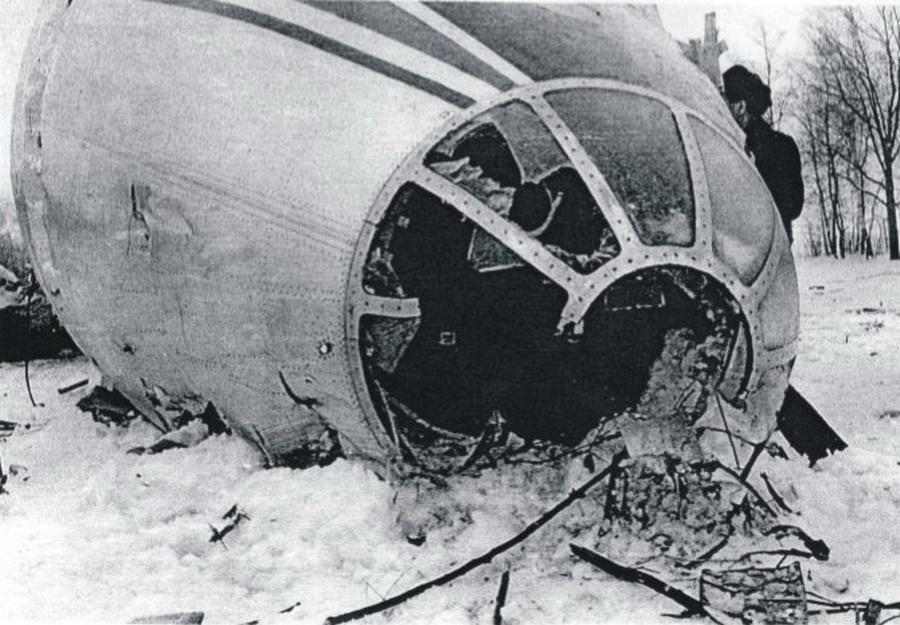 Катастрофа Ту-104 №42444 17 марта 1979 года в аэропорту Внуково. Как это было