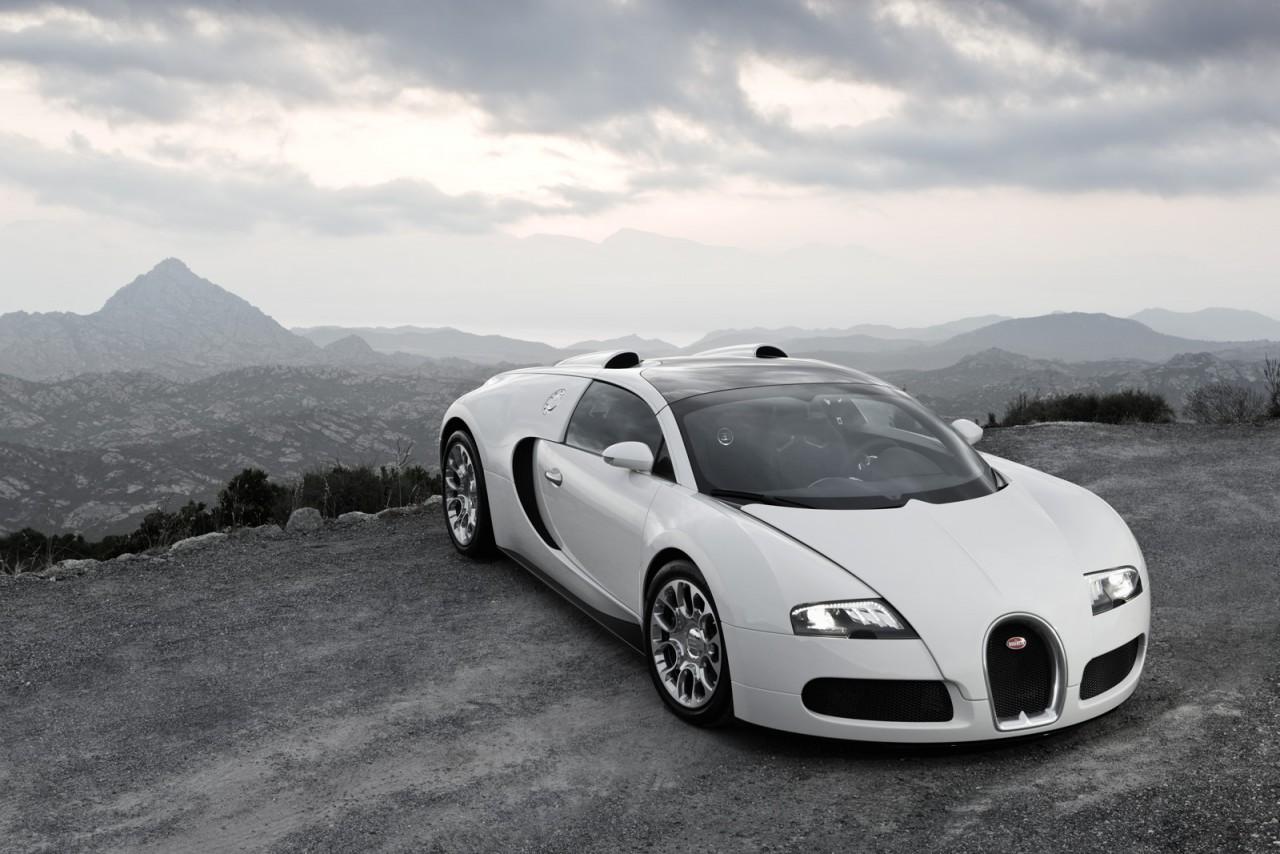 Bugatti заменит Veyron на новую модель