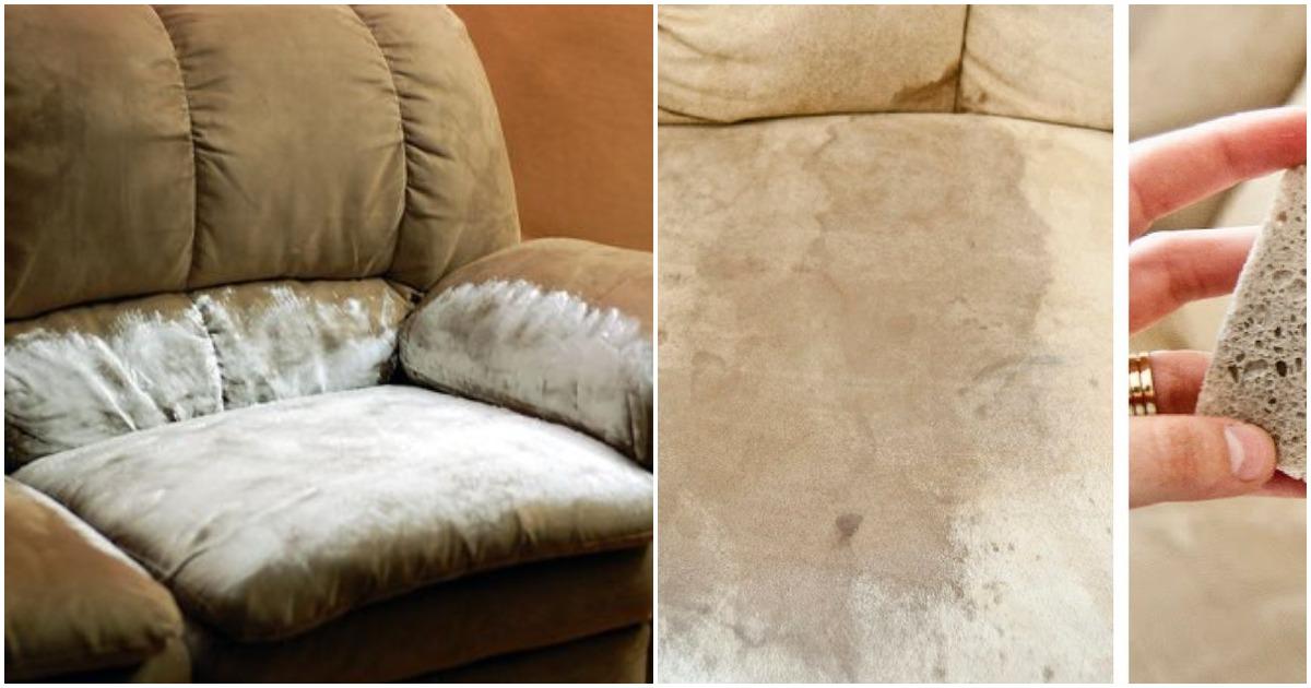 Благодаря этим советам ваш диван будет выглядеть как новый