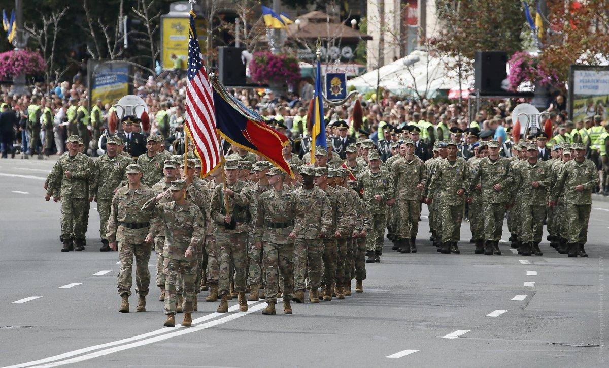 Украина празднует независимость от здравого смысла
