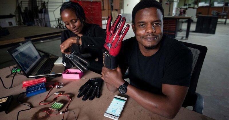 25-летний кениец изобрел умн…