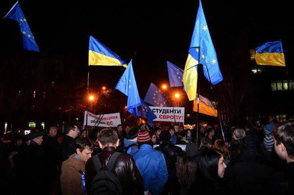 Жизнь украинцев с Европой. Р…