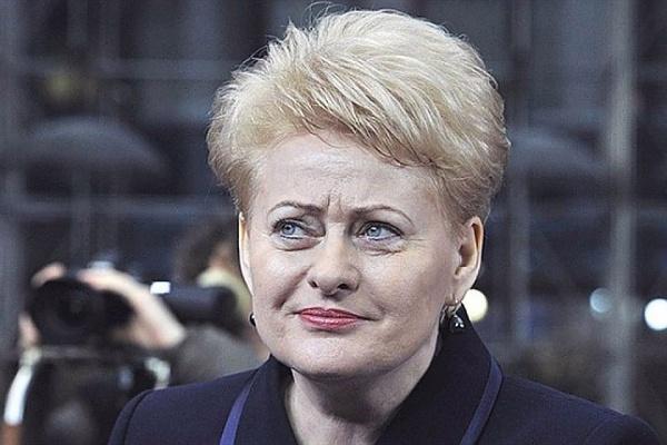 Президент Литвы: Великобритания должна выполнить обязанности передЕС