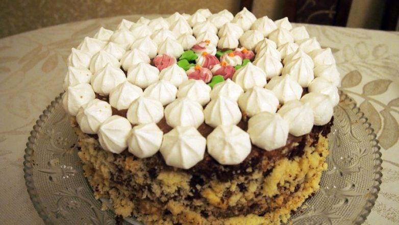 Кудряш - тортик на все случаи жизни
