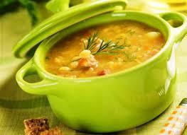 Гороховый суп. Рецепт. Полевая кухня