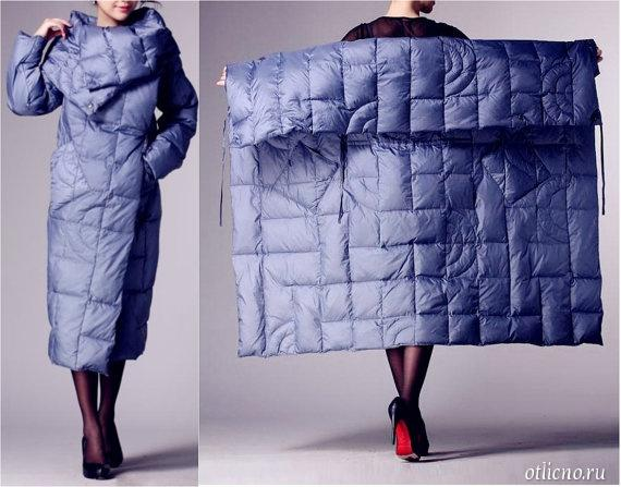 Как сделать стеганую куртку