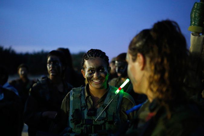 "Боевые дамы: целый батальон ""степных хищниц"""