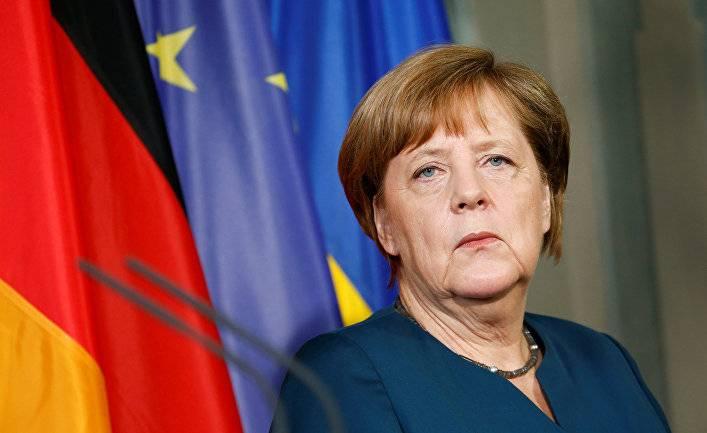 Меркель больше не у дел: зая…