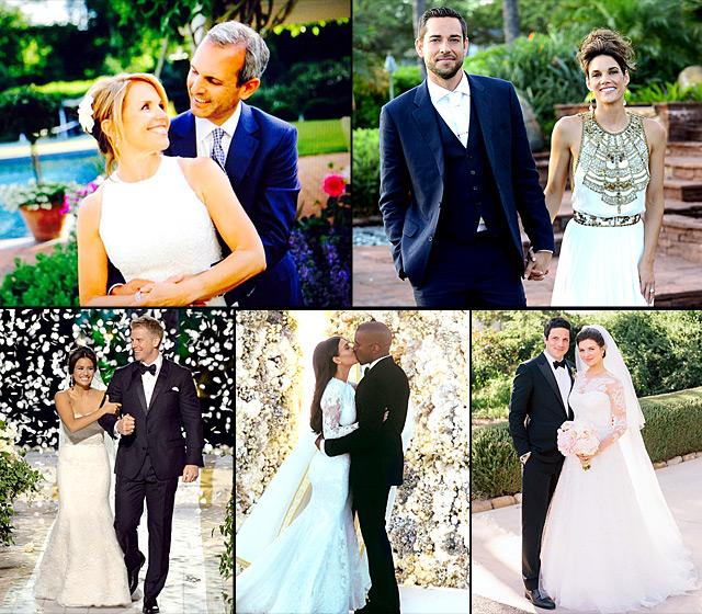 Celebrity Weddings 2014