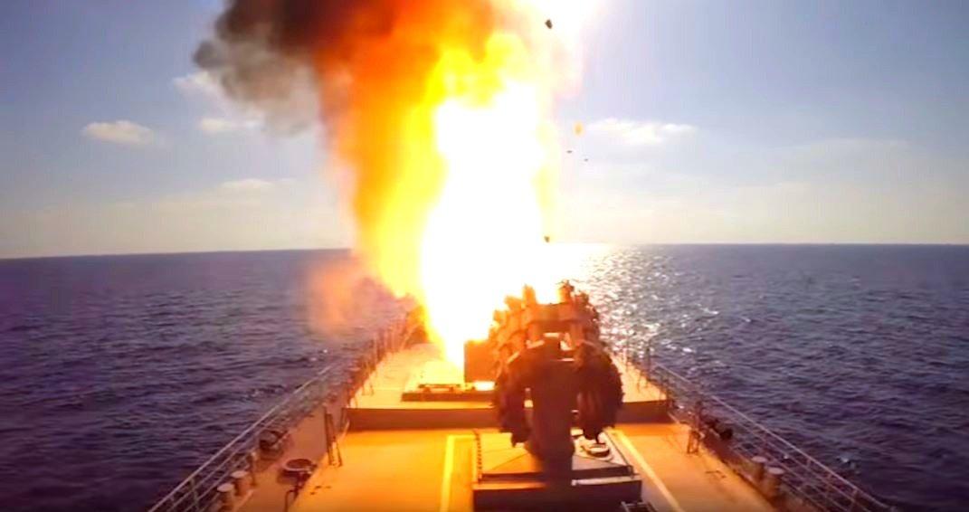 Тихоокеанский флот получит на вооружение крылатые ракеты «Калибр»