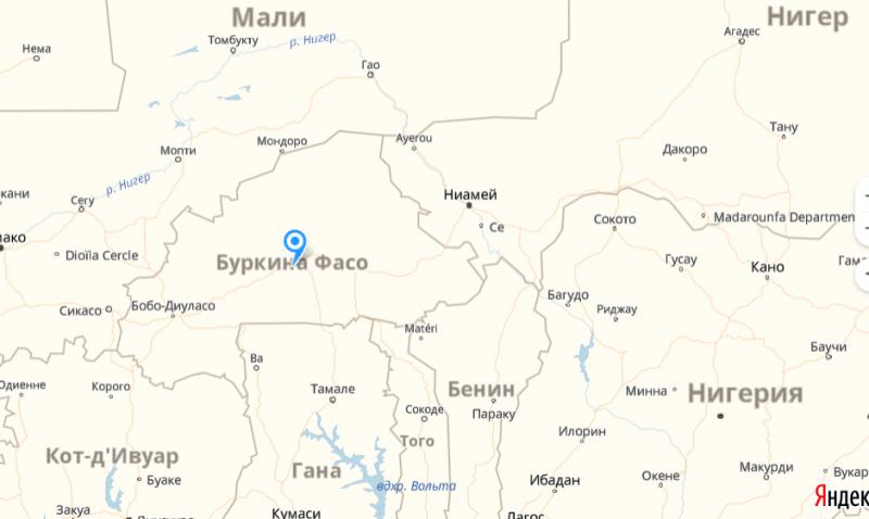 Фактор современного джихадизма в Буркина-Фасо