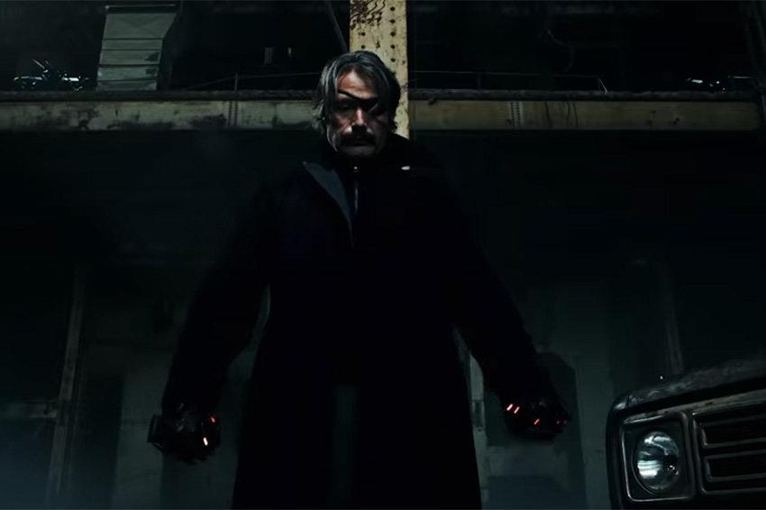 """Трейлер: """"Ганнибал"""" и """"Лагерта"""" в трэш-боевике ударника Bathory"""