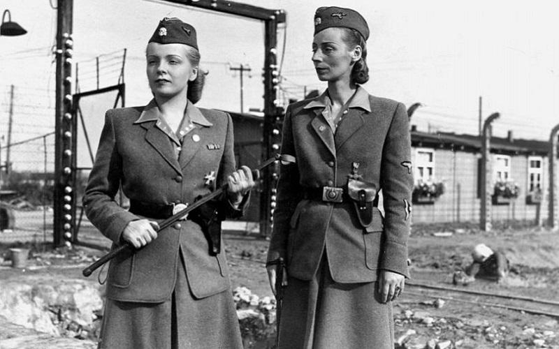Самая жестокая женщина в мире — нацистская извращенка Ильзе Кох