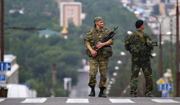150 украинских военных попросились в ополчение ДНР