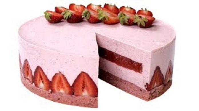 Восхитительный торт «Мечта»