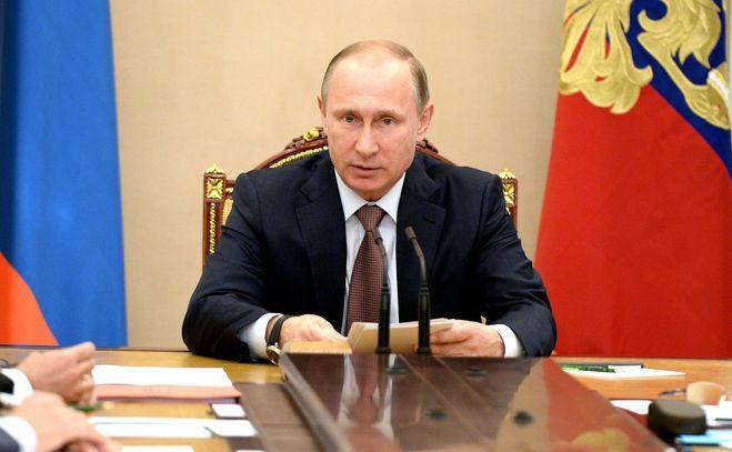 В образе Путина вы видите самого лучшего президента в мире? Объясните?