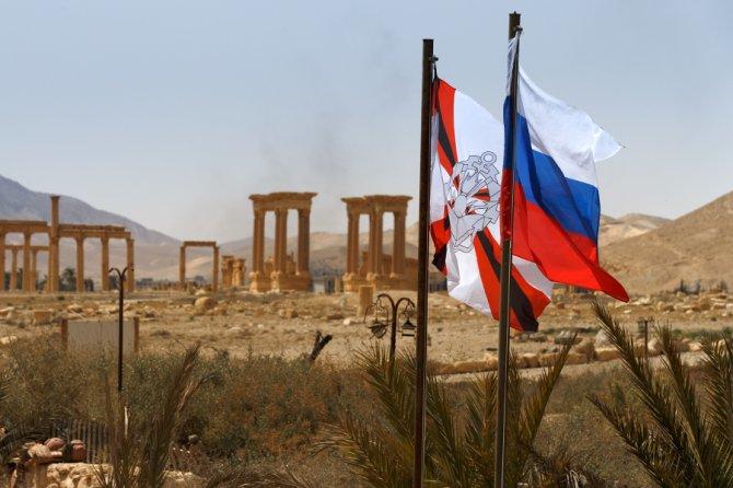 Успехи России в Сирии: такти…