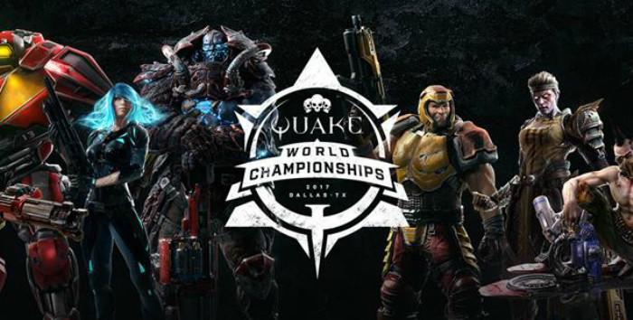 Россиянин из Na'vi стал лидером своей группы на ЧМ по Quake Champions
