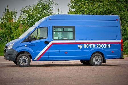 Очень быстрая «Почта России»: лучших водителей определят на треке