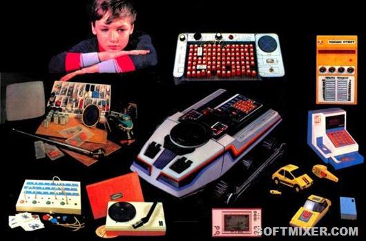 Советские электронные игрушки