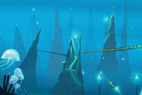 Подводная цивилизация