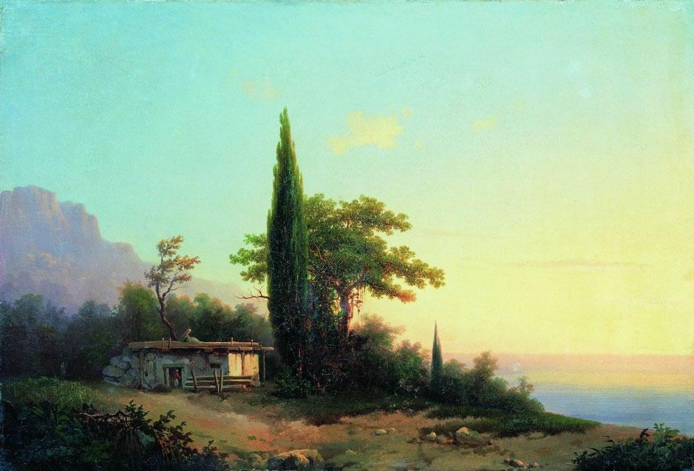 Крым в творчестве Ивана Константиновича Айвазовского (1817-1900)