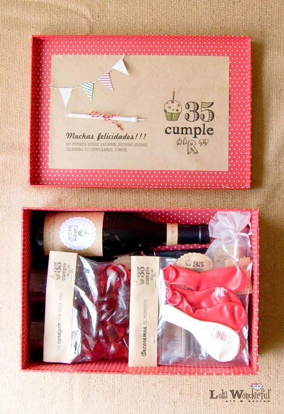 Стильный праздник в коробке (подборка, Diy)