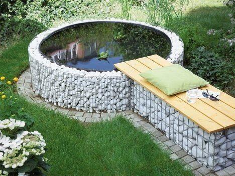 Идея создания бассейна на даче