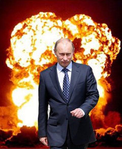 О новом плане Путина: фитиль уже зажжен, взрыв грянет уже завтра