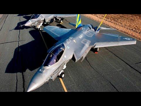 Какой истребитель лучше: Су-35 против F-35