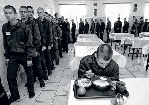 Какие приметы существуют в русской тюрьме
