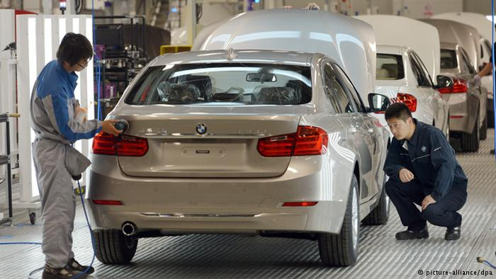 Что грозит немецким автоконцернам, если Россия запретит импорт авто
