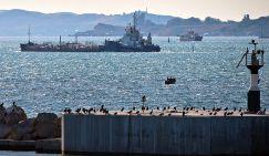 Порошенко запретил Турции принимать суда из Крыма