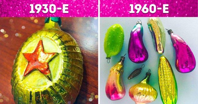 Как менялась мода наелки иигрушки последние 100 лет (Осторожно, статья может спровоцировать приступ ностальгии)