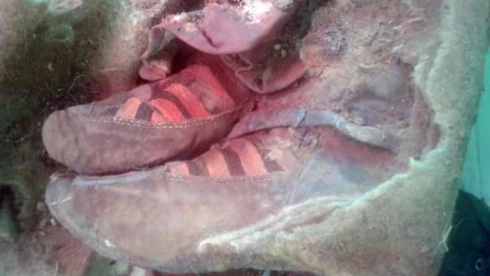 Раскрыта причина смерти мумии в «Adidas»
