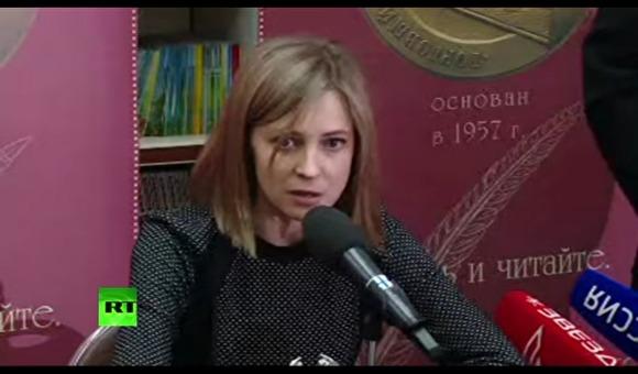 Вокруг книги Поклонской разгорается скандал в связи с авторскими правами