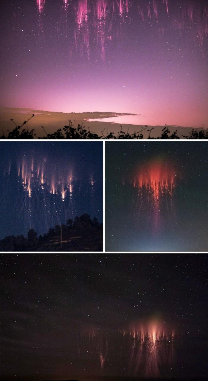 Эти 12 загадок природы доказывают, что Земля еще не раз удивит нас