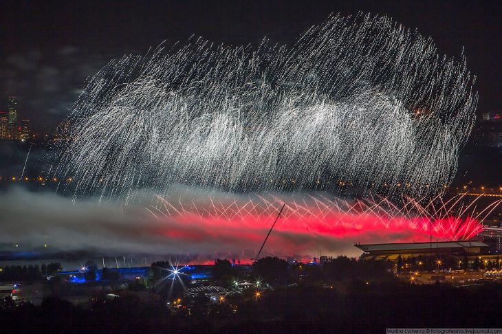 Круг света 2018 в Москве