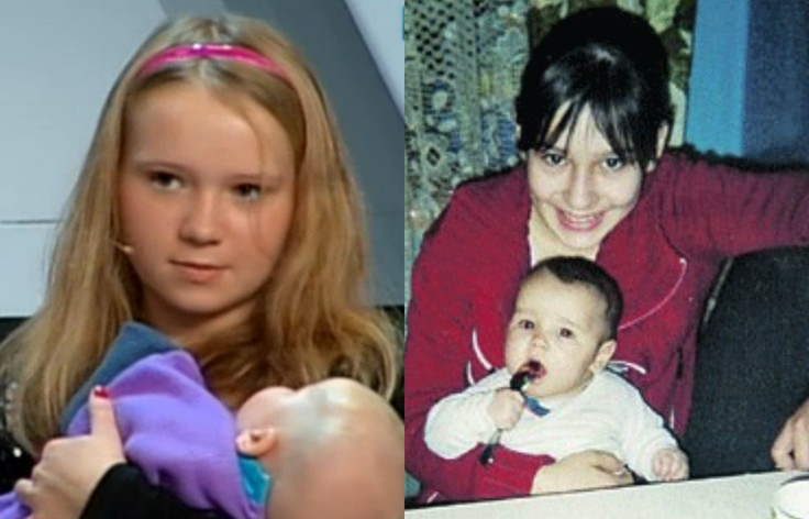 Самые молодые мамы России и их судьба