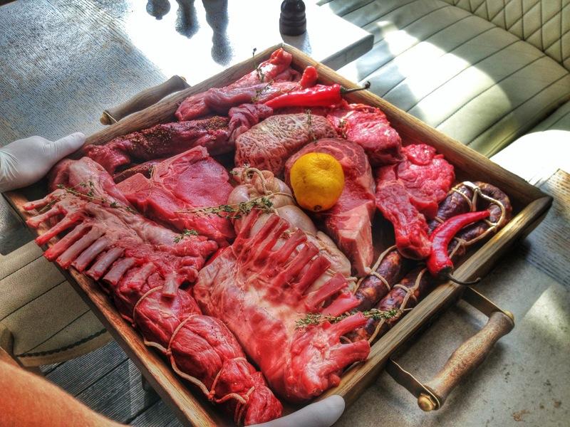 Какое мясо вы едите?